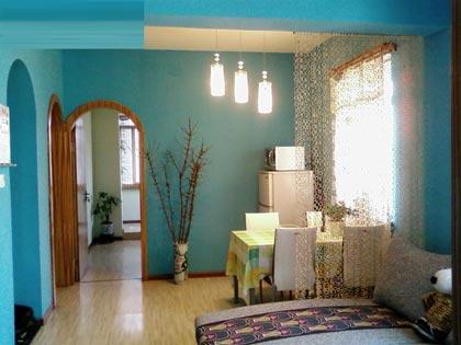 10款小户型 房间 的装修效果图 墙纸王 漂亮壁纸