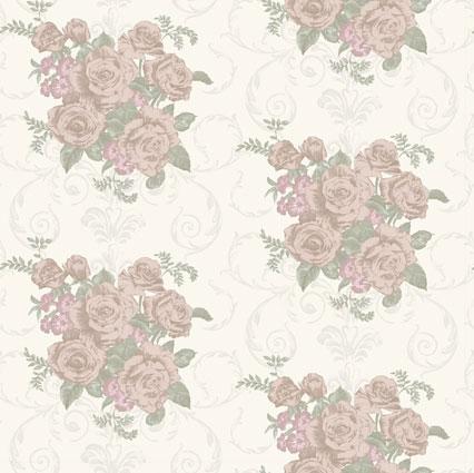 古典花纹壁纸 墙纸王-漂亮壁纸(