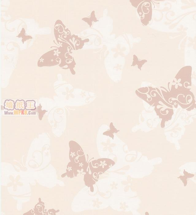 蝶恋花174103 蝶恋花墙纸价格118元每卷