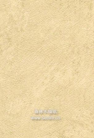 黄底暗花纹墙纸 92074