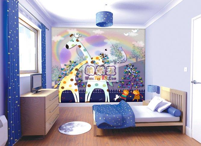 房间设计立体图