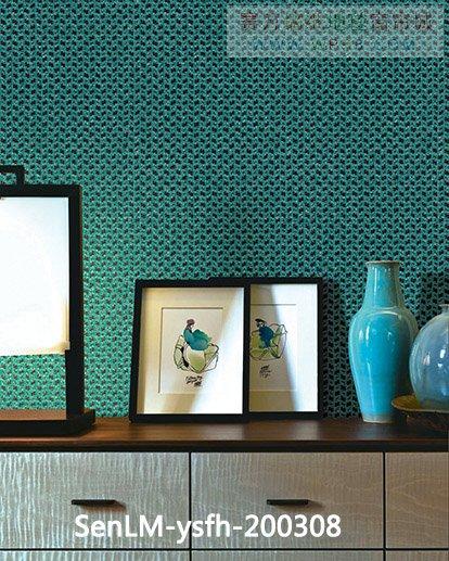 森林木凤凰系列中式壁纸,背景墙,适合很多地方使用办公 简约